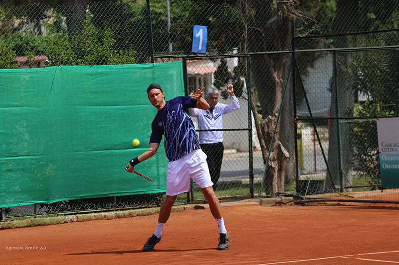 TENNIS, SERIE B: IL CT BRINDISI BATTE (5-1) VERONA E SALE A 4 PUNTI IN CLASSIFICA