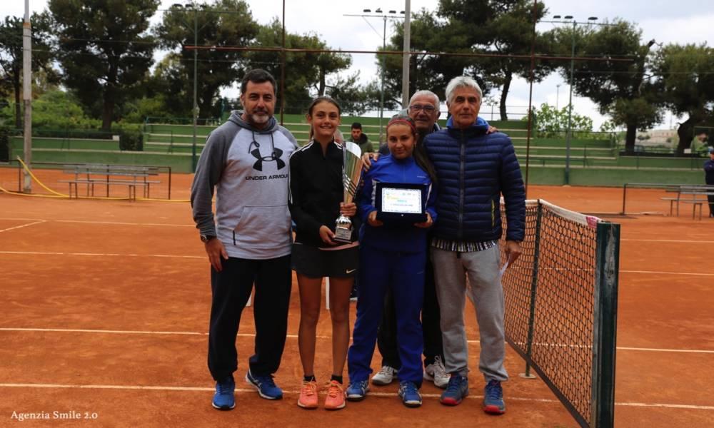 TENNIS, INTERNAZIONALE UNDER 14: TRIONFANO L'ITALIANA DE SIMONE E LO SPAGNOLO LANDALUCE